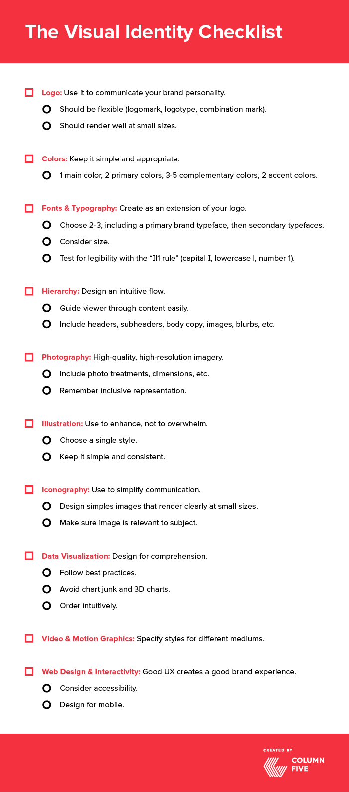 Visual Identity Checklist (2)